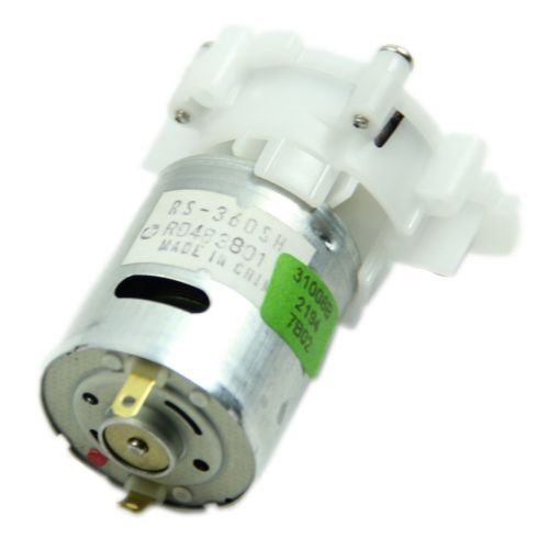 Mini Water Gear Priming DC 3-12V RS-360SH Spray Pumping Motor Aquarium Top
