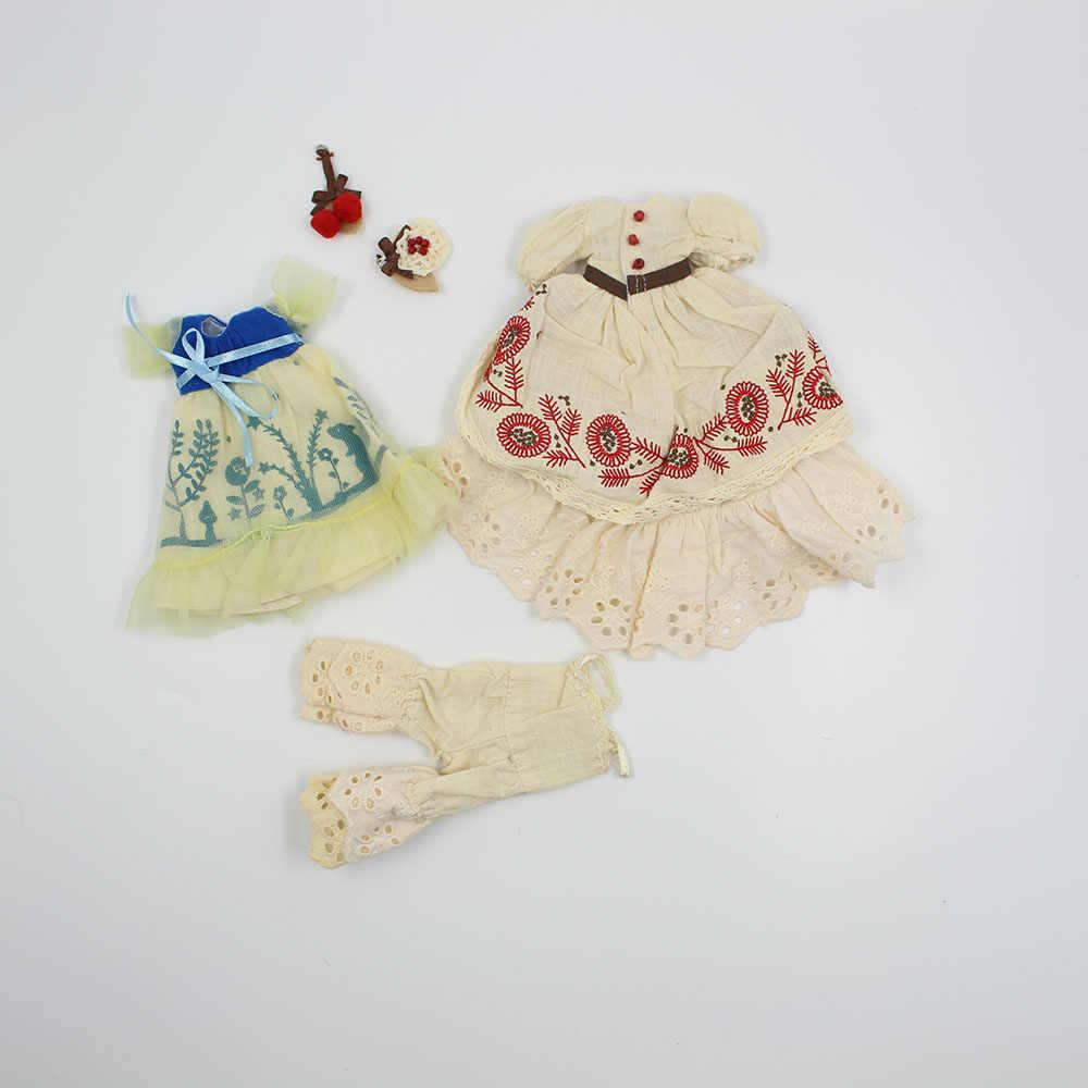 Blyth кукла 7th юбилей наборы юбок подходит для 1/6 30 см нормальное соединение ледяной кукла азон licca тела