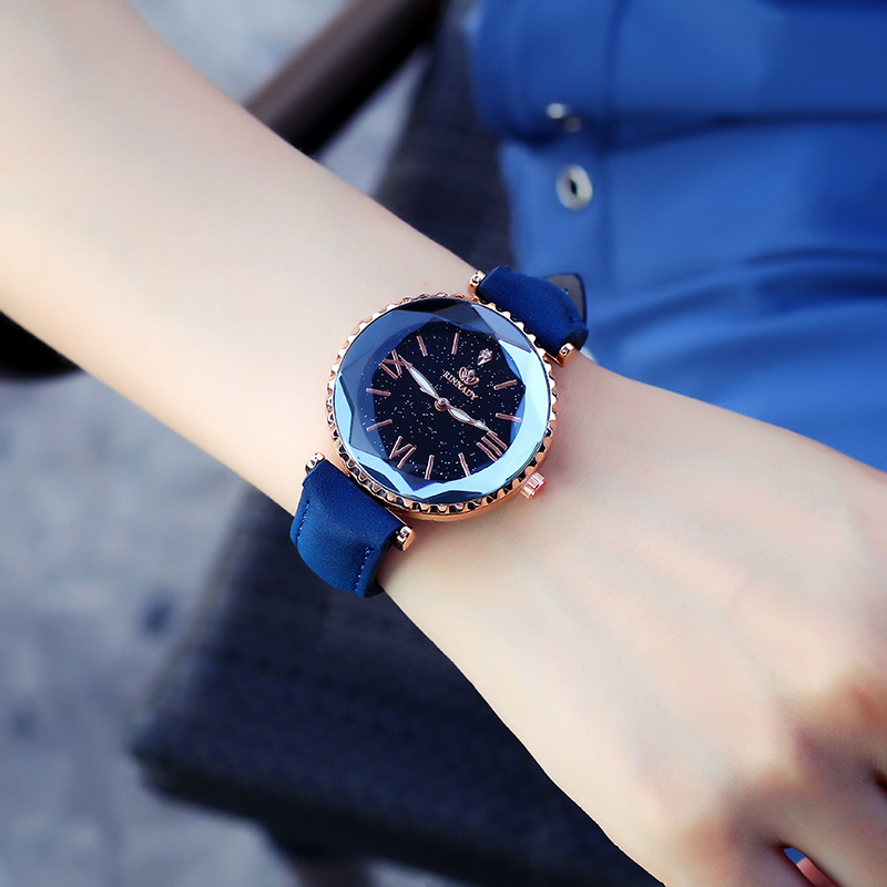 Dropshipping Starry sky Watch W