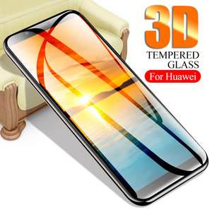 honor 7a 7c pro protective glass For huawei honor 7a tempered glass on honor 7s 7x 7 a c x s 7apro 7cpro a7 ac safety Glas Film(China)