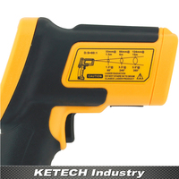AS892 Industrial Infrared Thermometer Temperature Meter