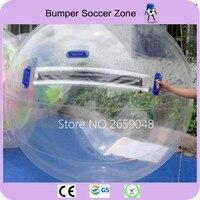 Бесплатная доставка 0,8 мм ПВХ прозрачный надувной шар для ходьбы по воде смешной 2 м надувной водный шар для продажи Аква шар для зорбинга