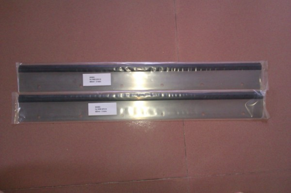 10PCS Heidelberg printing accessories GTO52 super import car wash scraping blade gto 52 gripper bar