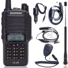 Baofeng UV XR 10W 4800Mah Battery IP67 Waterproof Radio Handheld 10KM Powerful Walkie Talkie Two Way Radio HF Receiver Ham Radio