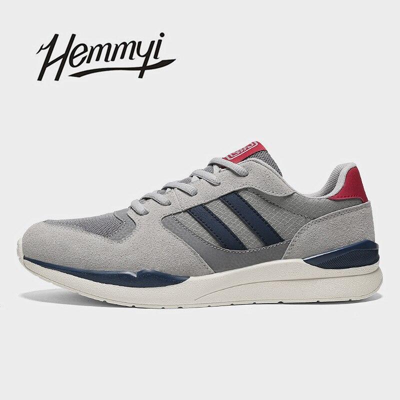 Homme Style White Mesh D'été Vente Vogue Lumière Chaussures gray Nouveau Adulte Rétro Chaussure Casual Black Hommes Mâle Sneakers Red blue Respirant Classique Red 4tx4a8