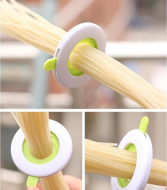 New 2015  Adjustable Spaghetti Pasta Noodle Measure Portions Controller Limiter Tool