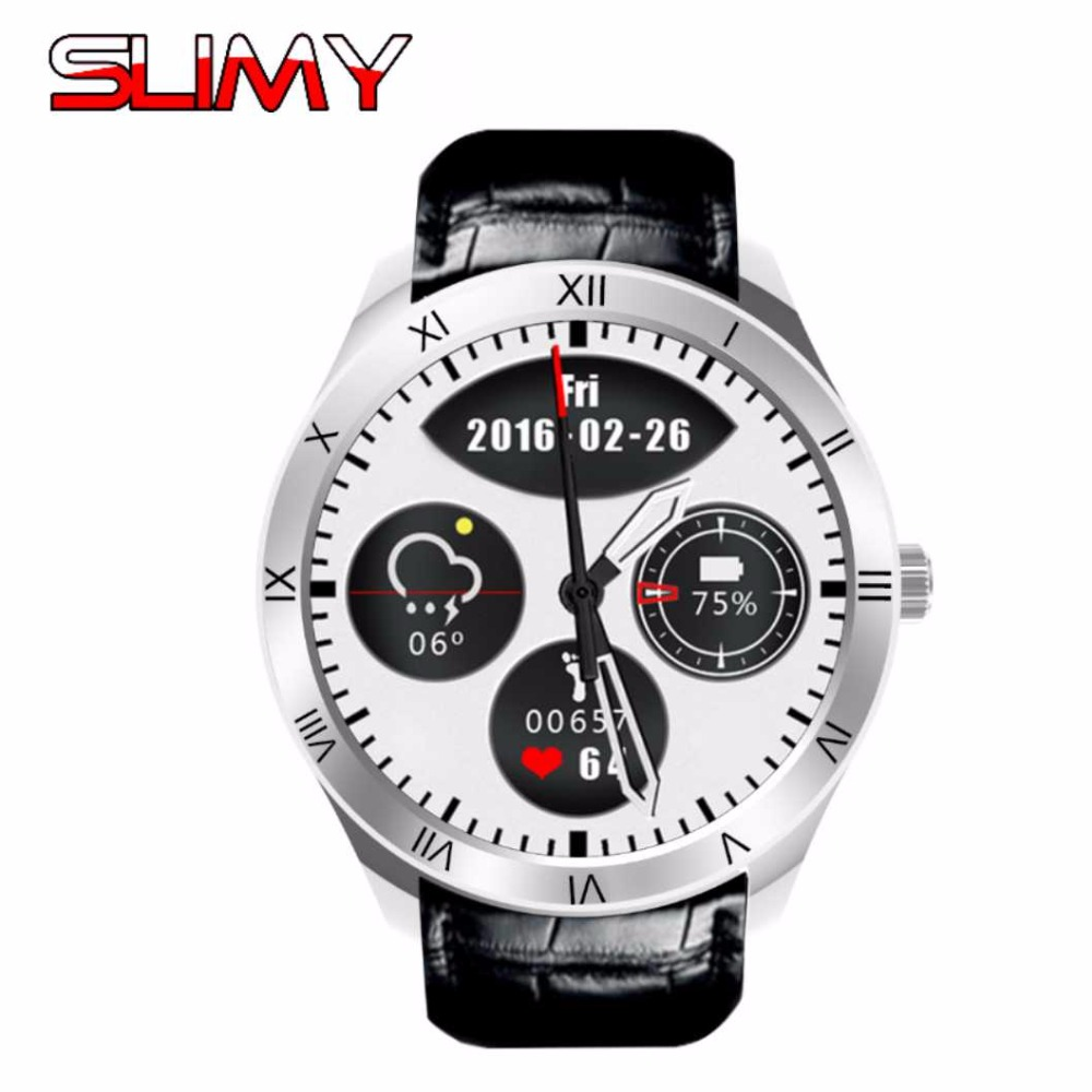 Slimy Q5 Smart Watch Phone 3G MTK6580 1.39inch OLED Display Android 5.1 512MB+8GB Sim GPS Wifi Smartwatch Compatible Android IOS q1 mtk6580 android 5 1 os smart watch 1 54 display wifi gps 3g bluetooth sim smartwatch phone for ios android