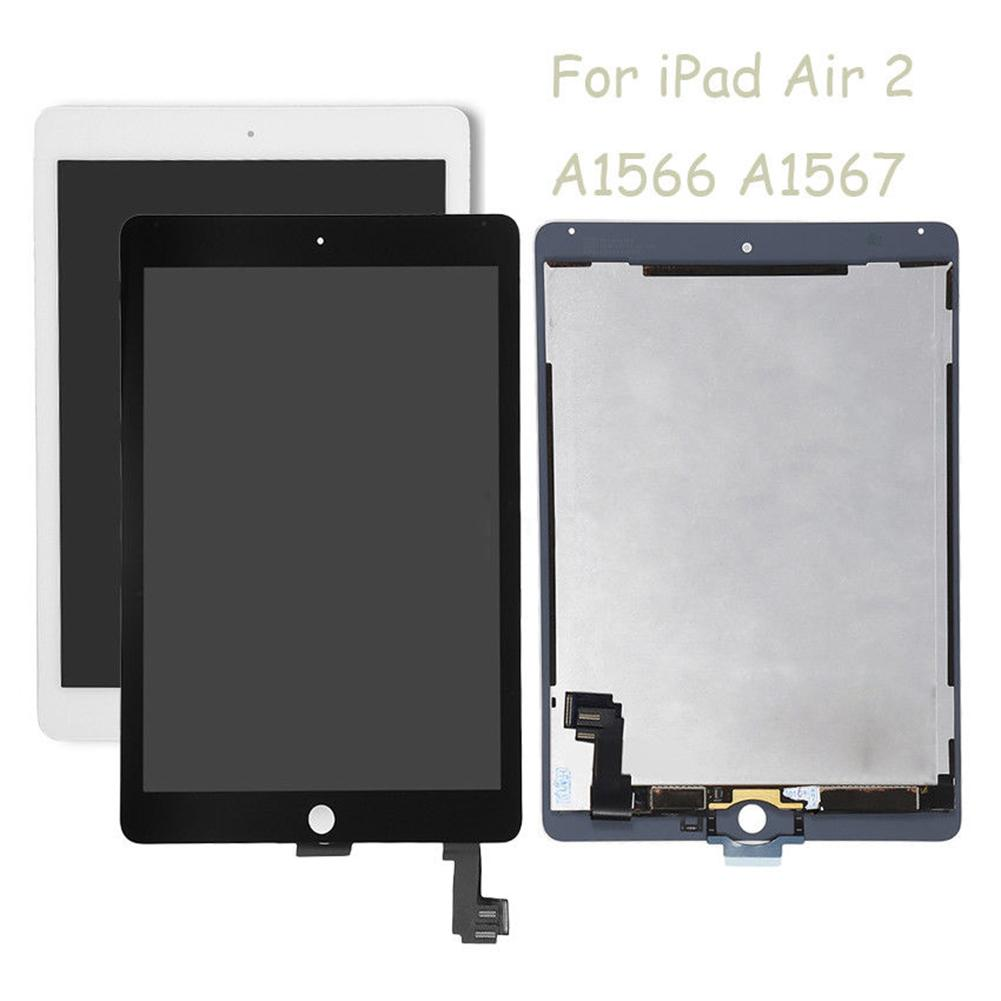 Top Sale Original Replace LCD Touch Screen Digitizer Assembly for iPad Air 2 A1566 A1567 Top Sale Original Replace LCD Touch Screen Digitizer Assembly for iPad Air 2 A1566 A1567