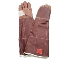 Nieuwe Anti Bite Handschoenen 60 cm Veiligheid Lange Handschoenen Plus Dikke Catch Animal Zoals Hond, Kat, Reptiel, Snake Huisdieren Training Voeden Handschoenen