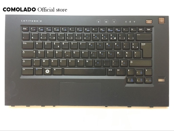 FR French  keyboard for Dell Latitude Z600 biack with fframe keyboard  FR Layout