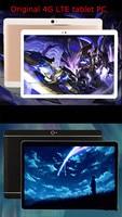 Original 4G LTE Tablets PC 10 Inch Octa Core Phone 1920 1200 HD IPS 8 0MP