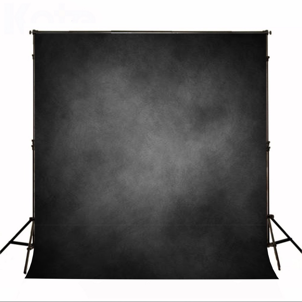 150X220cm(5*7ft)Kate Photo Studio Backdrop Digital Printing Black And Whlite Background Hazy For Wedding Sudio Background