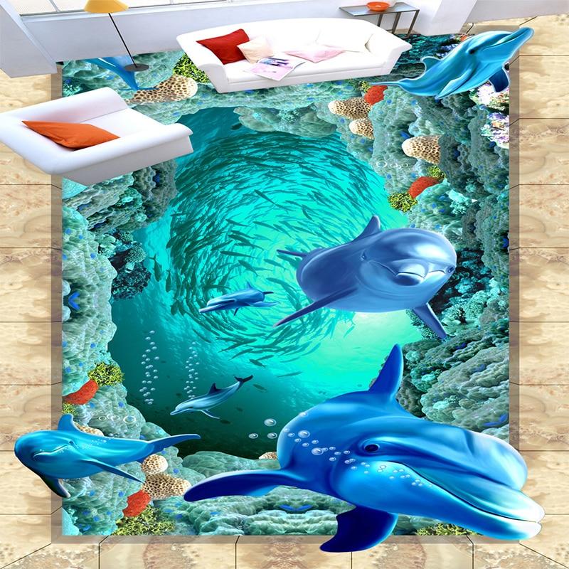 online kaufen gro handel bad 3d wand papier boden aus china bad 3d wand papier boden gro h ndler. Black Bedroom Furniture Sets. Home Design Ideas