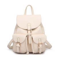 New Arrivals 2016 Classic Woman S Bags Solid Color Black White Pink Rose And Yellow Korean