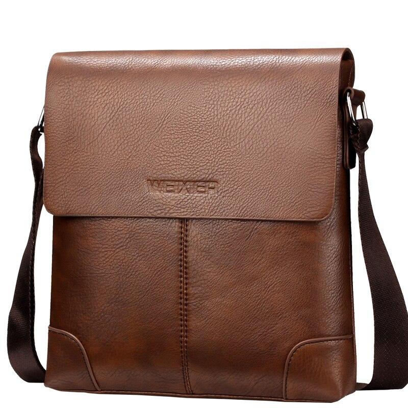 5a5232170a Degli A Caffè Uomini Bag Qualità Sacchetto Crossbody Della Borsa Black Borse  D'epoca Pelle Di ...