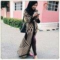 Абая Турецкая Взрослые Исламская Одежда Для Женщин Новый Горячий Стиль 2016 Платье Хуэй Этнические Малайский Мусульманских женщин Длинный Кардиган
