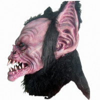 New Monster Batman Halloween mask Beast latex cosplay devil latex masks party masquerade masks horror animal Carnaval Costume