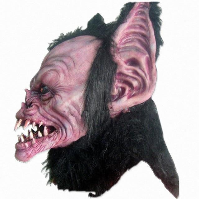 New Monster Batman Halloween mask Beast latex cosplay devil latex masks party masquerade masks horror animal Carnaval Costume