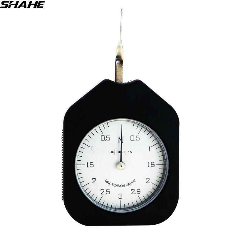 Shahe 3N Dial Tension Gauge Force Meter Single Pointer ATN-3-1