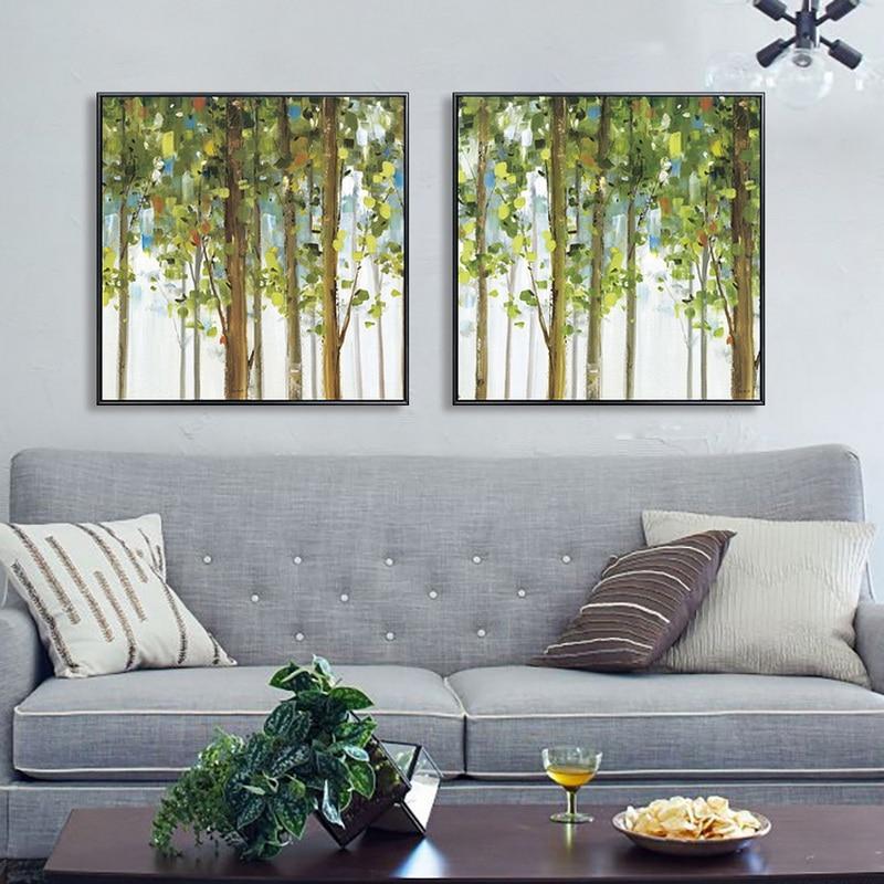 Itálie olejomalba plátno obývací pokoj malba zeď umění pozadí restaurace krajiny obrazy americký venkov obrazy