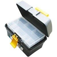 Plastic Toolbox Multifunction Home Hardware Hand Tools Repair Tool Box Car Storage Box