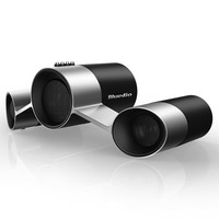 Bluedio US Wireless Home Audio Speaker System Patented Three Drivers Bluetooth Speakers With Mic Deep Bass