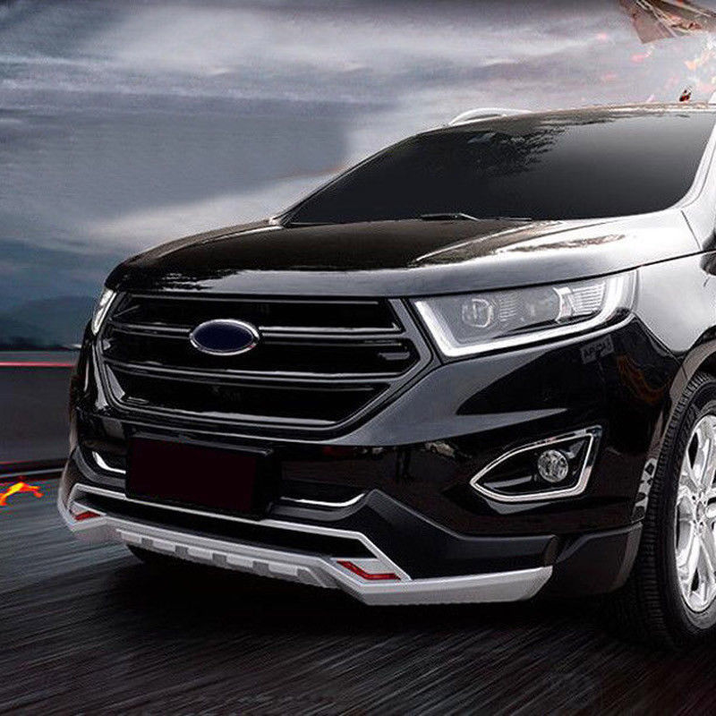 Black Front Grill Grille Sport Version With Camera Hole For Ford Edge   In Racing Grills From Automobiles Motorcycles On Aliexpress Com Alibaba