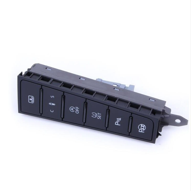 цена Curtain Switch PLA PDC DCC OFF SET Combination Switch Button Fit For passat B7 CC 3AB 927 238 CS