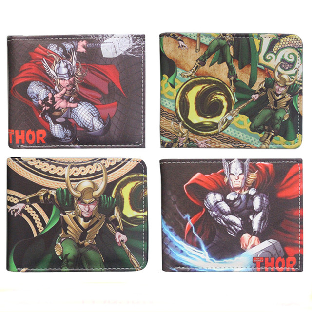 Thor Animated Cartoon Wallet