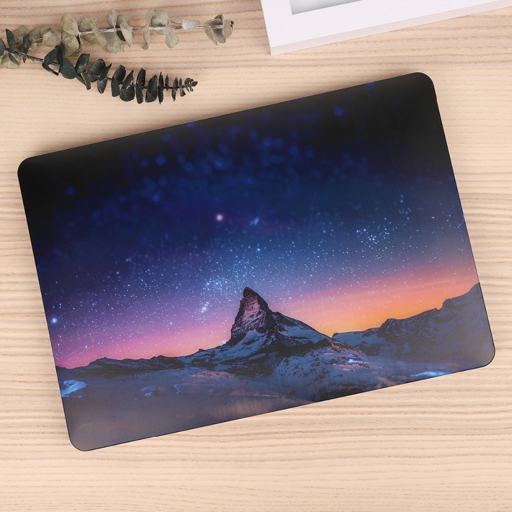 Print Crystal Clear Hard Case for MacBook 73
