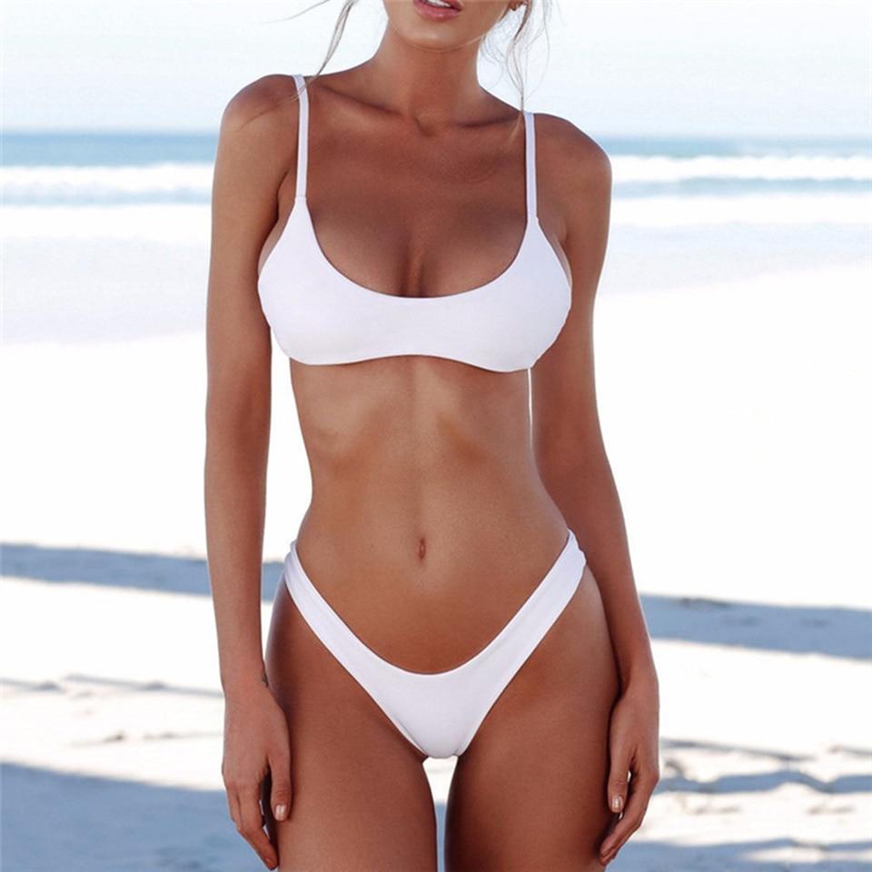 Swimwear Brazilian Bikini Push Up Swimsuit 3