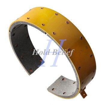 Rem Band 103-33-21215 103-33-21212 voor Komatsu D20-5 & D21-5 Bulldozer of Loader