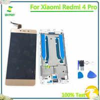 Pantalla LCD para Xiaomi Redmi 4 prime, montaje de digitalizador con pantalla táctil para Xiaomi Redmi 4 Pro, Snapdragon 625
