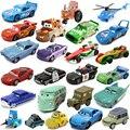 Аниме Игрушка 14 стилей Pixar Cars 2 Литья Под Давлением Сплава Металла Modle 1:50 Шкала Мини Cute Toys Для Детей Подарки