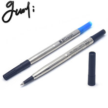 Guoyi Q005 gel pen refill 5pc /lot office stationery for school writing length 1000m business pen writing accessories(China)