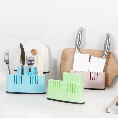 Cutting board multi functional drop head The lid aircraft kitchen knives received storage rack 18 5 11 11 5cm free shipping in Racks Holders from Home Garden