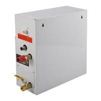 ST 60 6 кВт парогенератор 220 В/380 в домашний Пароварка машина для ванны и сауны спа душ