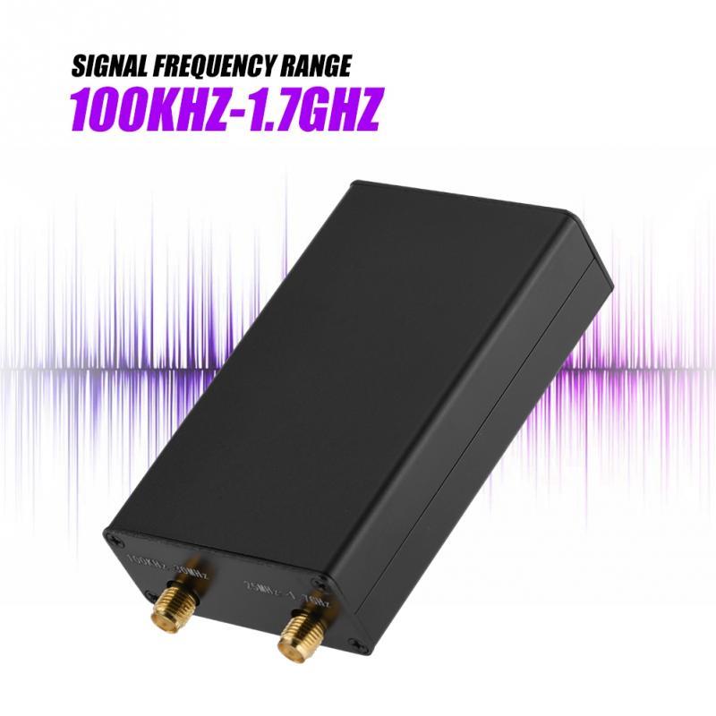 Unterhaltungselektronik Radio Humor 100 Khz-1,7 Ghz Breitband Software Radio Hf Fm Am Rtl-sdr Empfänger Mit Antenne