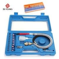 1/8inch Micro Pneumatic Air Pencil Die Grinder Kit Grinding Compressor Tool Air Pressure Grinder Polish Engraving Dremel Tool