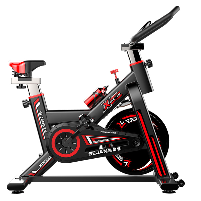 Model 709 Indoor Cycling Bikes 250kg Load Exercise Bicycle High Quality Home Fitness Bike Weight Loss Indoor Bike