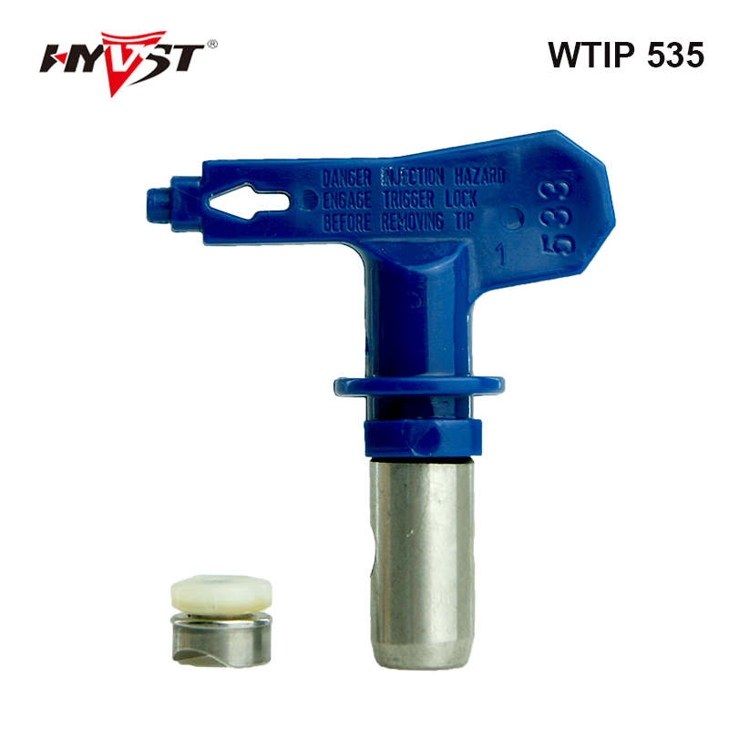 цена на Aftermarket Custom-Made Airless Spray Gun Tip WTIP 535(15Pcs) Nozzle sorts of Series parts Spray gun Tips Paint Sprayer Tools
