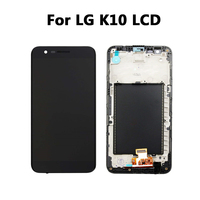 5.3'' Display For LG K10 LTE K420N K430 K430DS LCD Display Touch Screen Digitizer Assembly Replacement With Frame For LG K10