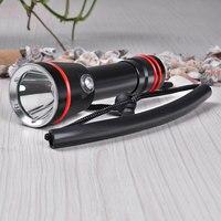 Professional Diving Flashlight 8000 Lumens L2 Underwater 200 meter Diving Torch Linternas Waterproof Light Lamp