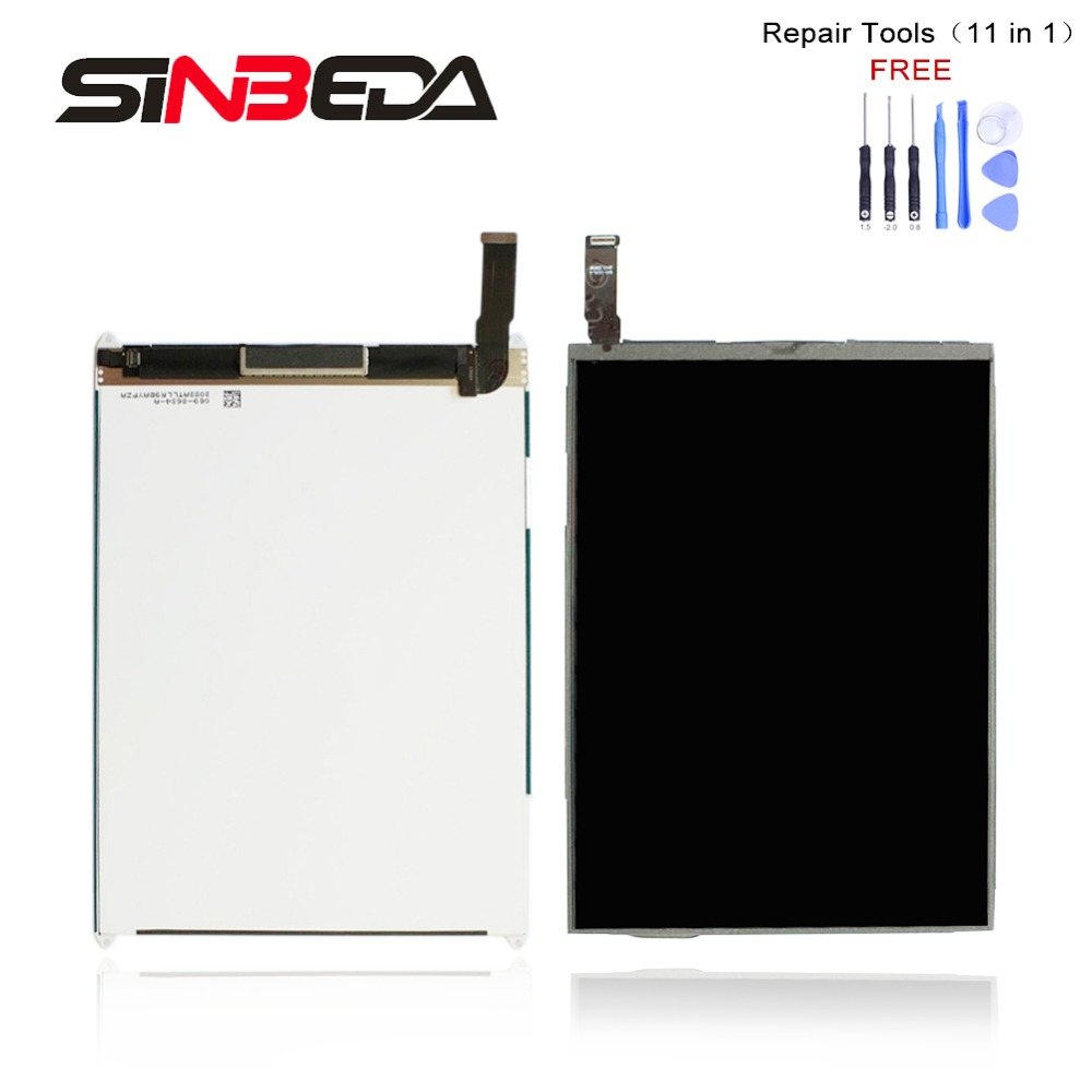 Sinbeda AAA+ 7.85 for iPad Mini 1 lcd Replace for iPad mini 1 1st lcd display A1455 A1454 A1432 Free shippingSinbeda AAA+ 7.85 for iPad Mini 1 lcd Replace for iPad mini 1 1st lcd display A1455 A1454 A1432 Free shipping