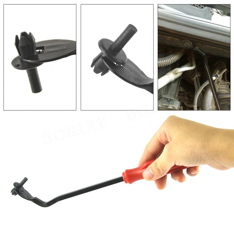 car plastic rivets buckle screwdriver car door trim pannel fastener clips remover auto vehicle. Black Bedroom Furniture Sets. Home Design Ideas