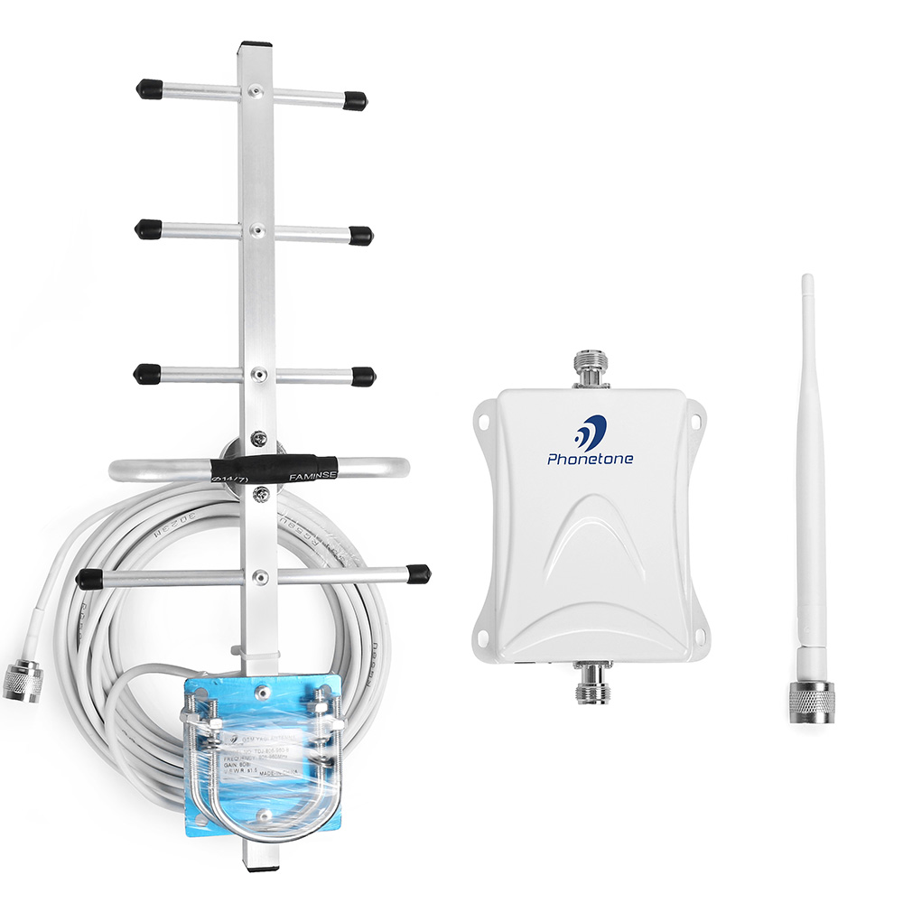 700MHz 3dBi Indoor Angle Whip Antenna SMA-male for Verizon LTE 4G Signal Booster
