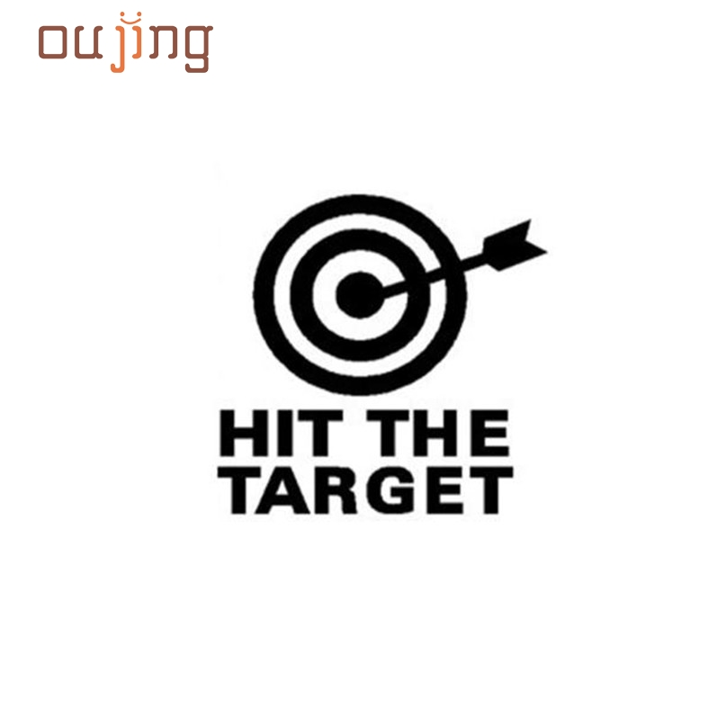 Home Wider Hot Selling Free shipping New Design  DIY Arrow&Target Toilet Seat Bathroom Sticker Home Refrigerator Wall Decal Art