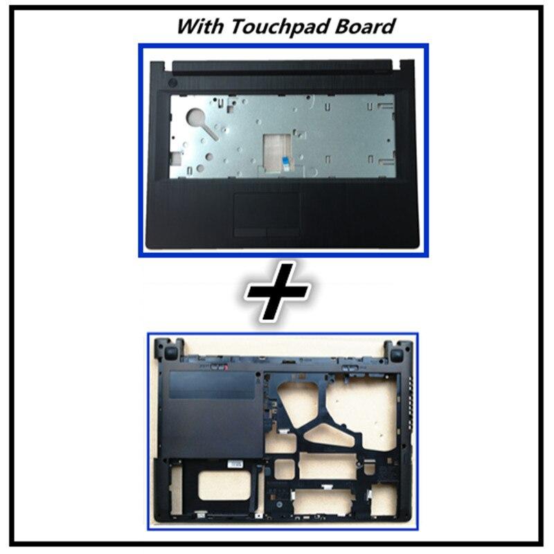 Laptop Palmrest Top Case Base Cover Bottom Case For Lenovo G40 G40-30 G40-35 G40-50 G40-55 G40-70 G40-75 G40-80 G40-85 Adapter