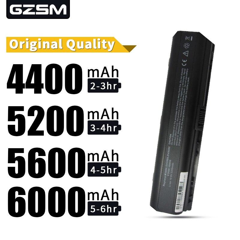 HSW batterie d'ordinateur portable pour hp pavilion dv6800 dv6900 dv2800t G7000 G6000 dv2000 dv2100 dv2200 dv2300 dv2400 dv2500 Bateria Akku