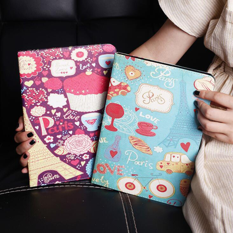 Cute Love Heart Cover With Stand Kickstand Anti-Drop/Dust/Resistance Case For Ipad Mini 1 2 3 4 5 6 Air